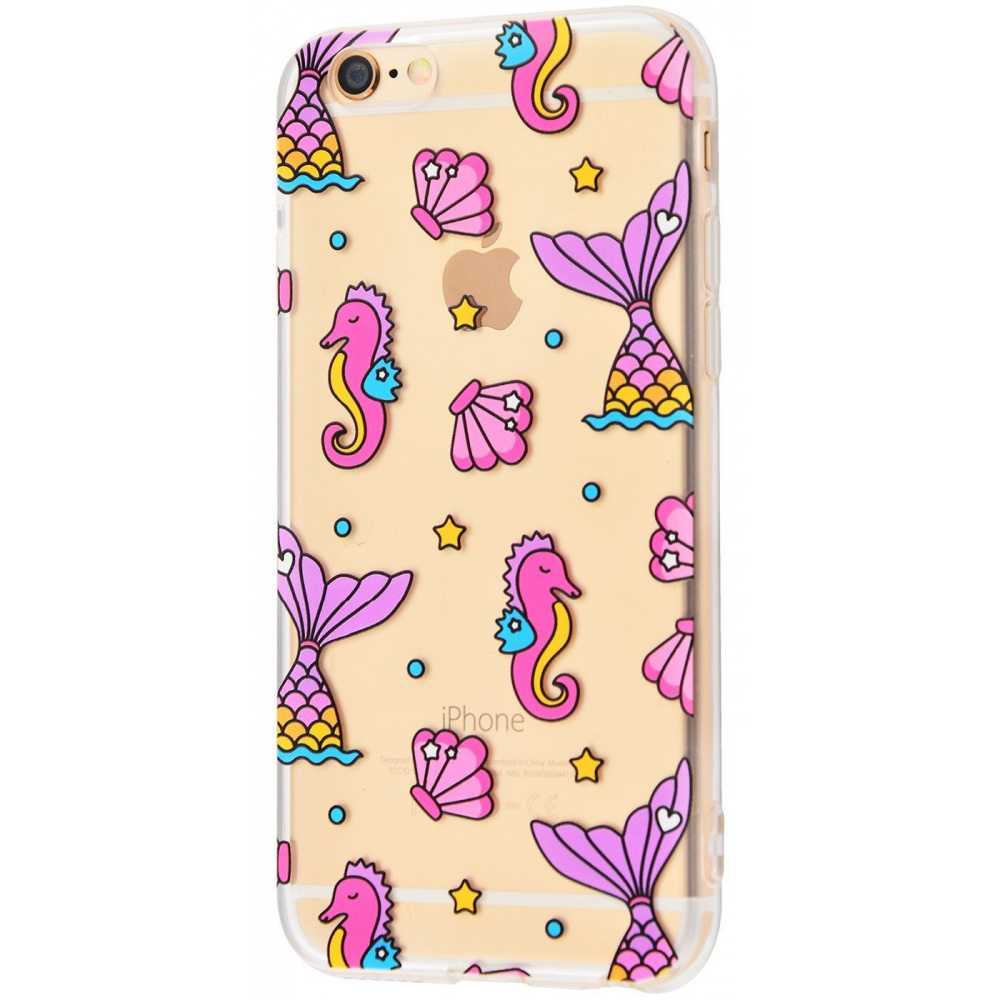 Lovely Case Young Style (TPU) iPhone 6/6s - фото 3