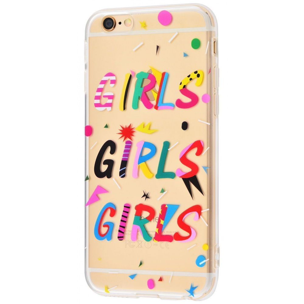 Lovely Case Young Style (TPU) iPhone 6/6s - фото 2