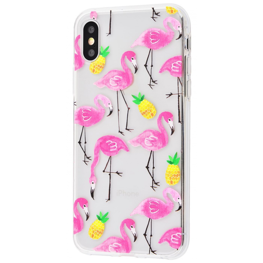 Lovely Case Young Style (TPU) iPhone X/Xs - фото 5