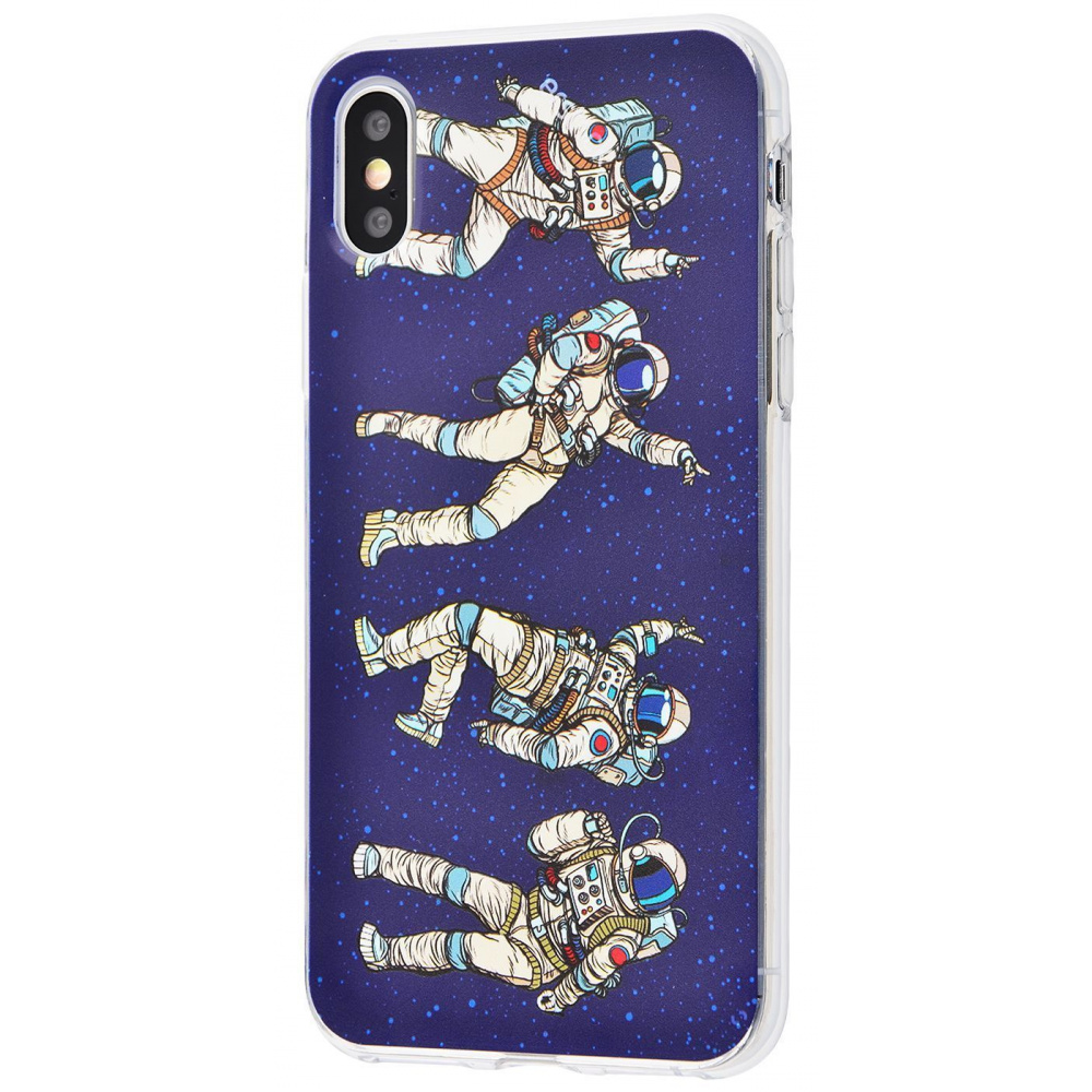 Lovely Case Young Style (TPU) iPhone X/Xs - фото 2