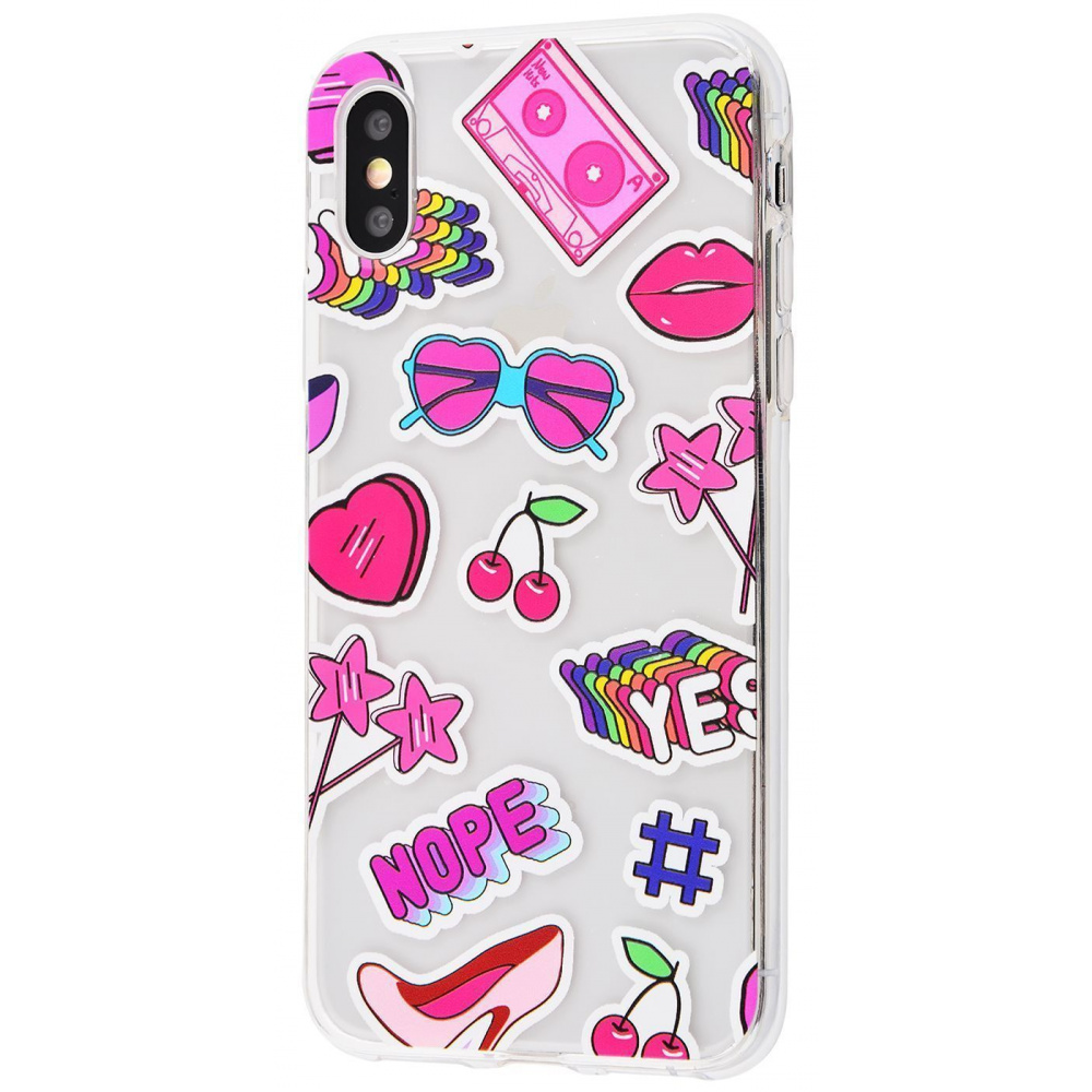 Lovely Case Young Style (TPU) iPhone Xs Max - фото 7