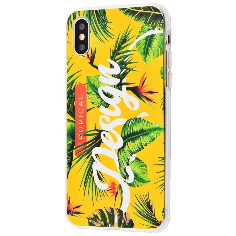 Lovely Case Young Style (TPU) iPhone Xs Max - фото 3