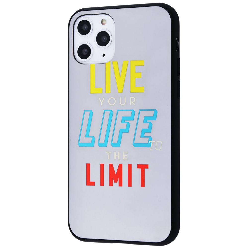 Acrylic Mirror Case iPhone 11 Pro - фото 3