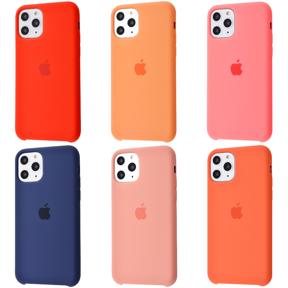 Silicone Case High Copy iPhone 11 Pro Max