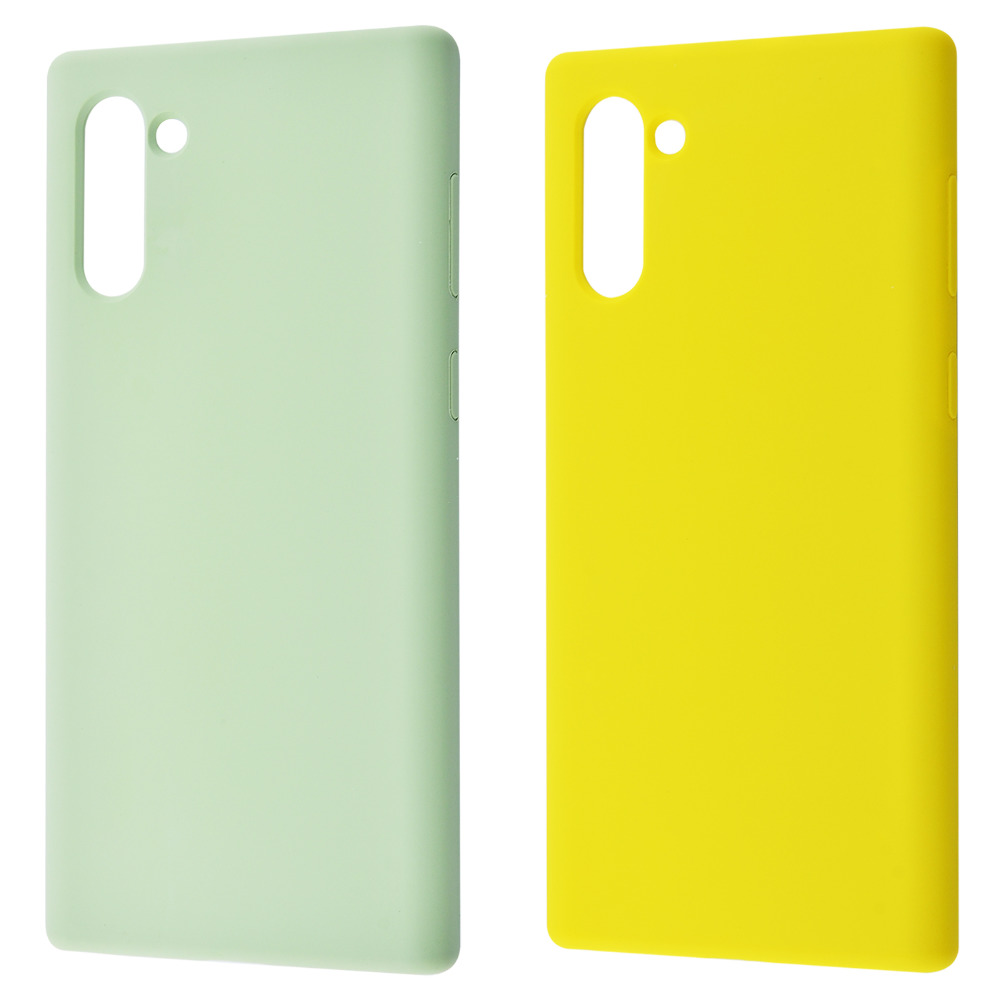 WAVE Full Silicone Cover Samsung Galaxy Note 10