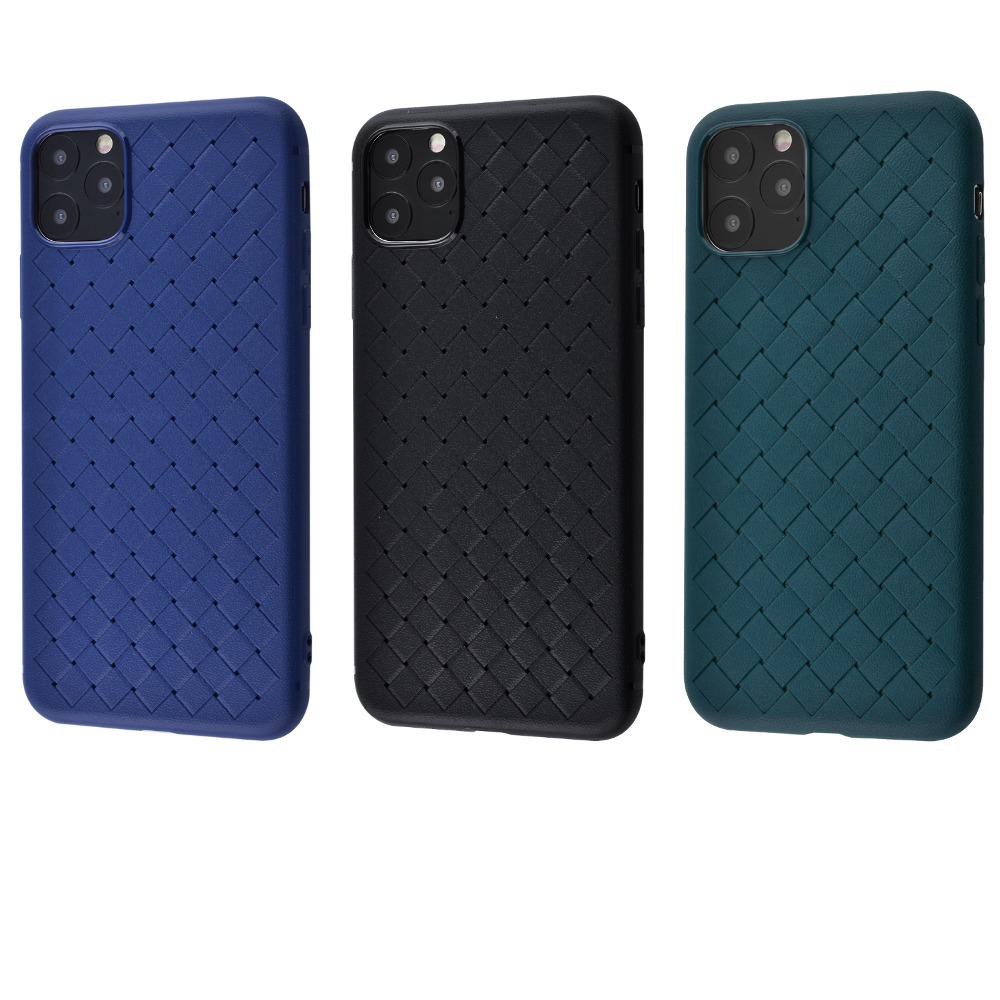 Weaving Full Case (TPU) iPhone 11 Pro