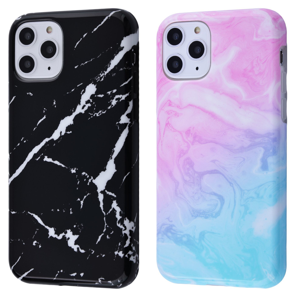 HQ Mramor Case 360 Glossy (TPU) iPhone 11 Pro