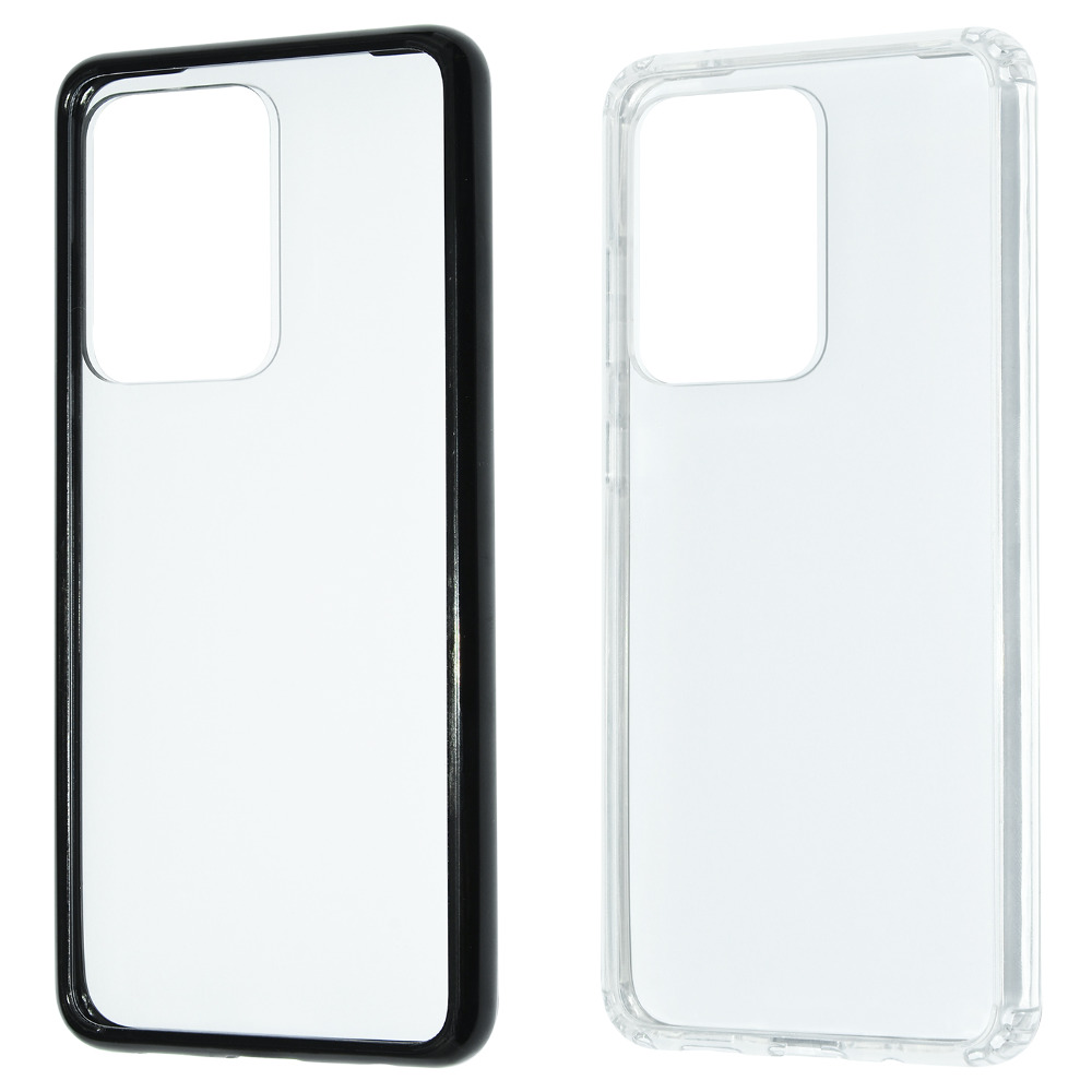 WAVE Clear Case (PC+TPU) Samsung Galaxy S20 Ultra