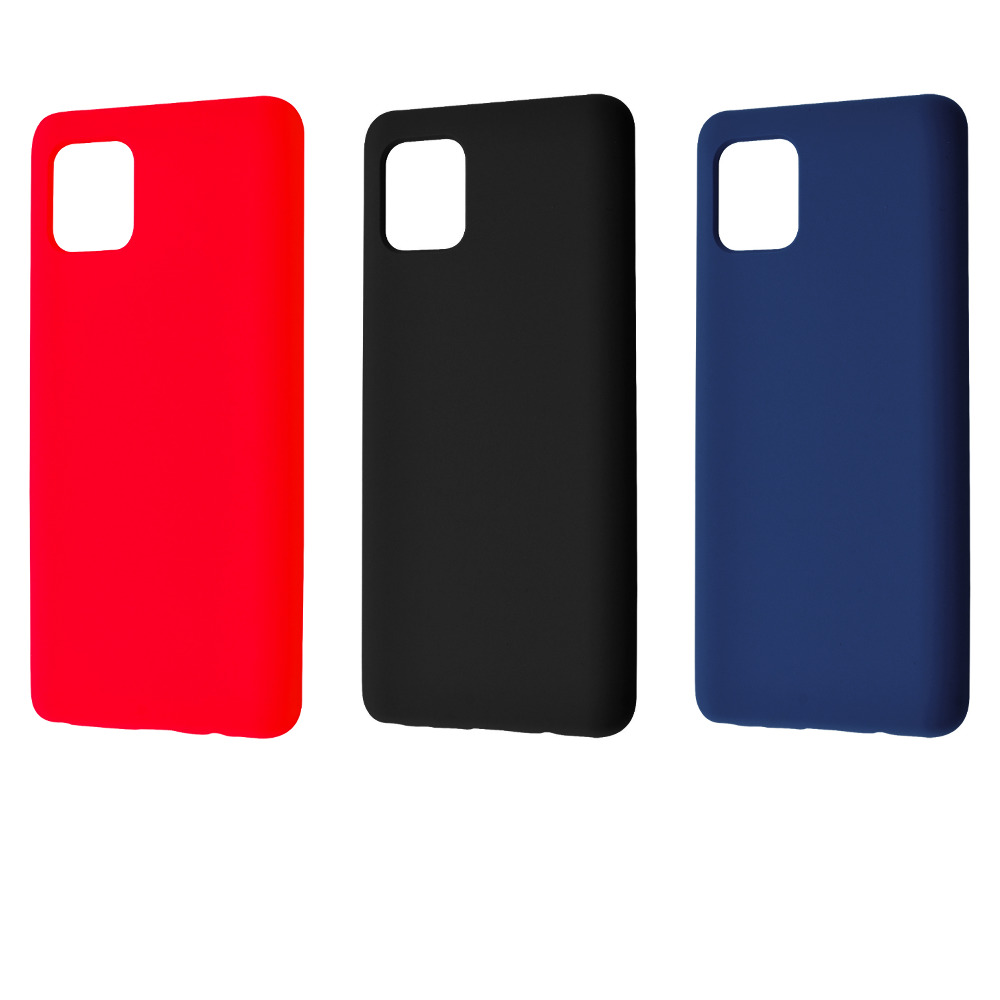 WAVE Full Silicone Cover Samsung Galaxy Note 10 Lite (N770F)
