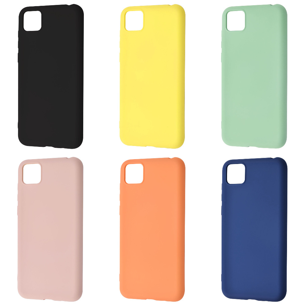 WAVE Colorful Case (TPU) Huawei Y5p/Honor 9S