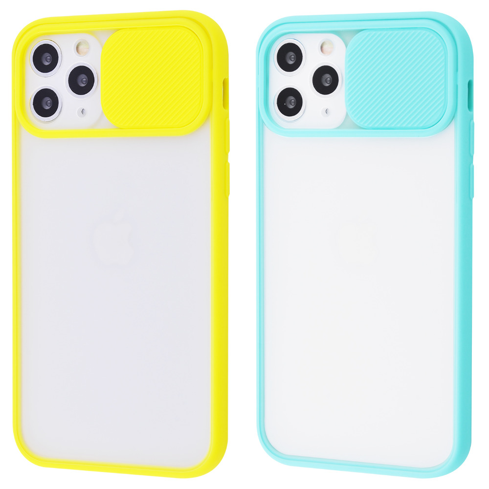 Camera Protect Matte Case (PC+TPU) iPhone 11 Pro Max