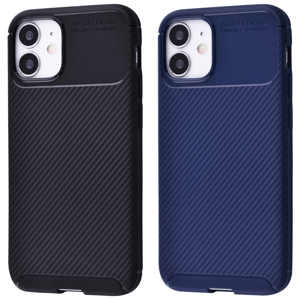 Ultimate Experience Carbon (TPU) iPhone 12 mini