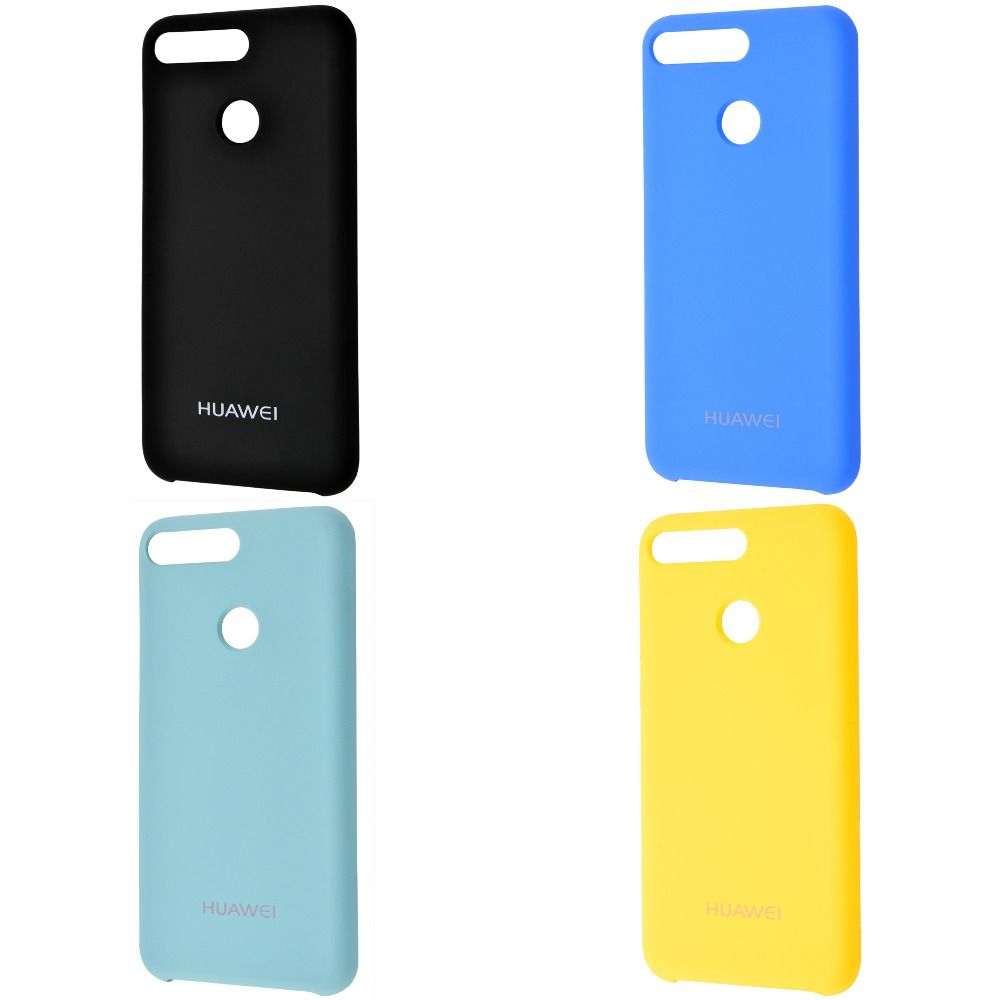 Silicone Cover Huawei Y7 Prime 2018/7C Pro/Enjoy 8