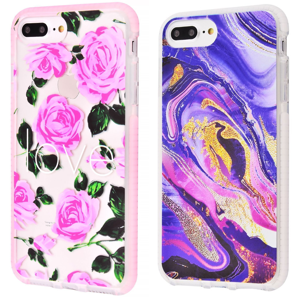 Tech 21 Sweet case (TPE+TPU) iPhone 6/6s Plus/7 Plus/8 Plus