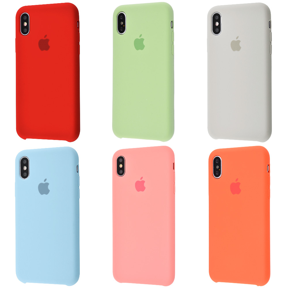 Silicone Case High Copy iPhone Xs Max