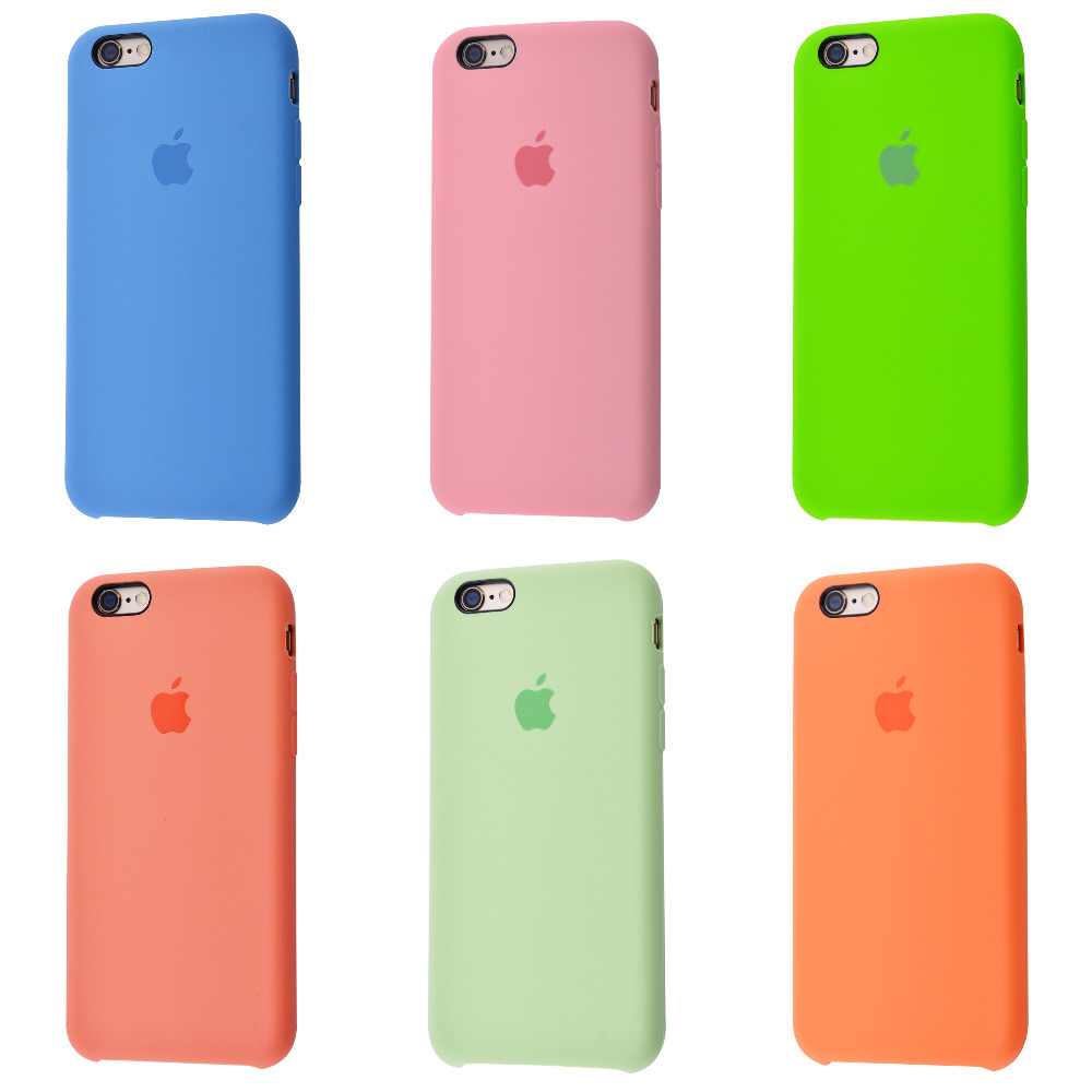 Silicone Case High Copy iPhone 6/6s