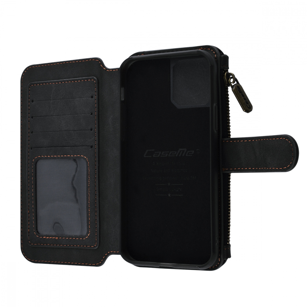 CaseMe Functional Wallet Case 3 in 1 (Eco-Leather+TPU) iPhone 11 Pro - фото 4