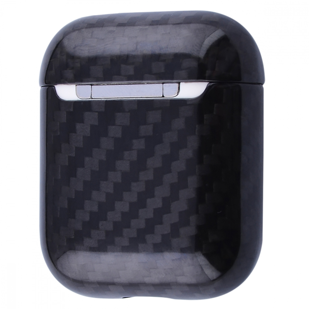 Carbon Case for AirPods 1/2 - фото 2