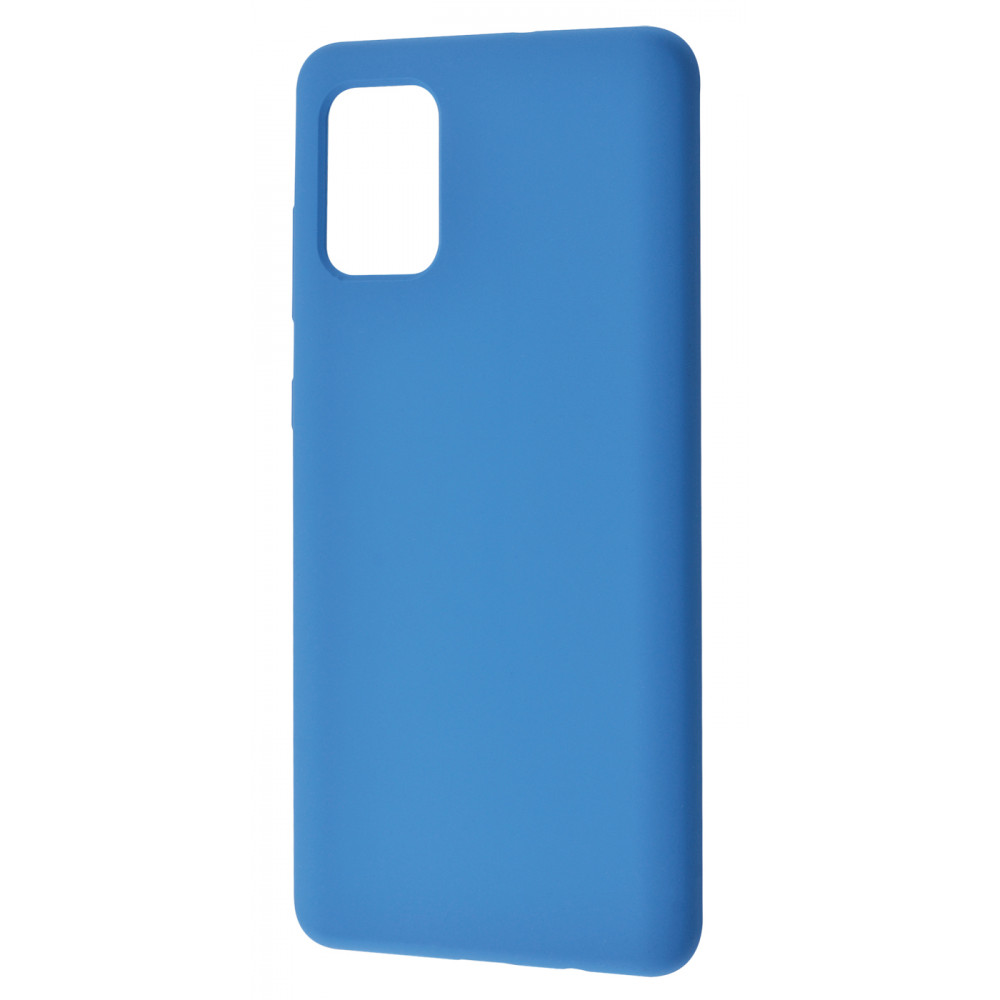 WAVE Full Silicone Cover Samsung Galaxy A71 (A715)
