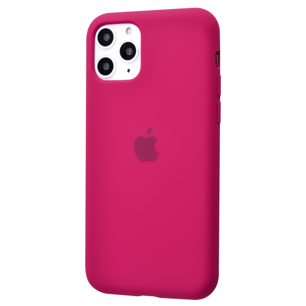 Silicone Case Full Cover iPhone 11 Pro Max - фото 13