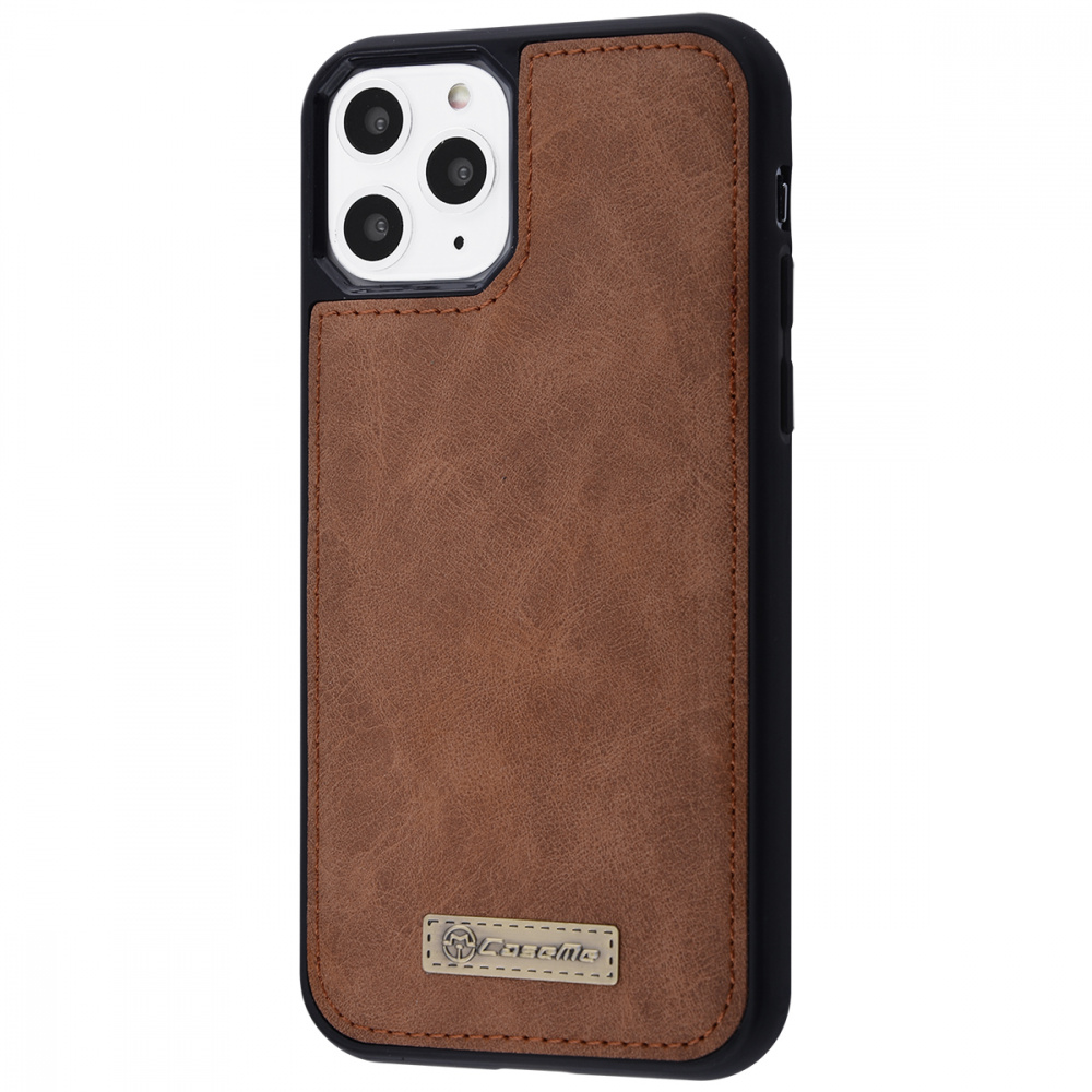 CaseMe Functional Wallet Case 3 in 1 (Eco-Leather+TPU) iPhone 11 Pro - фото 2