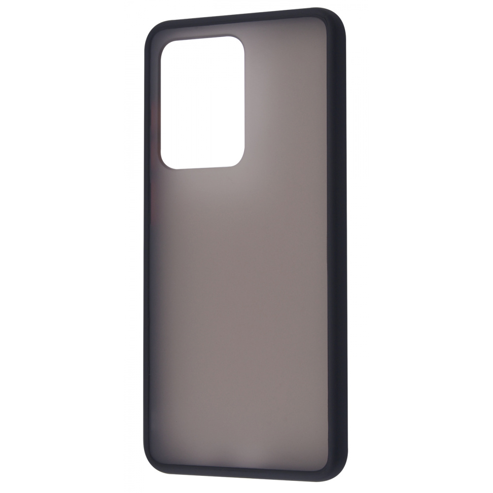 Matte Color Case (TPU) Samsung Galaxy S20 Ultra - фото 3