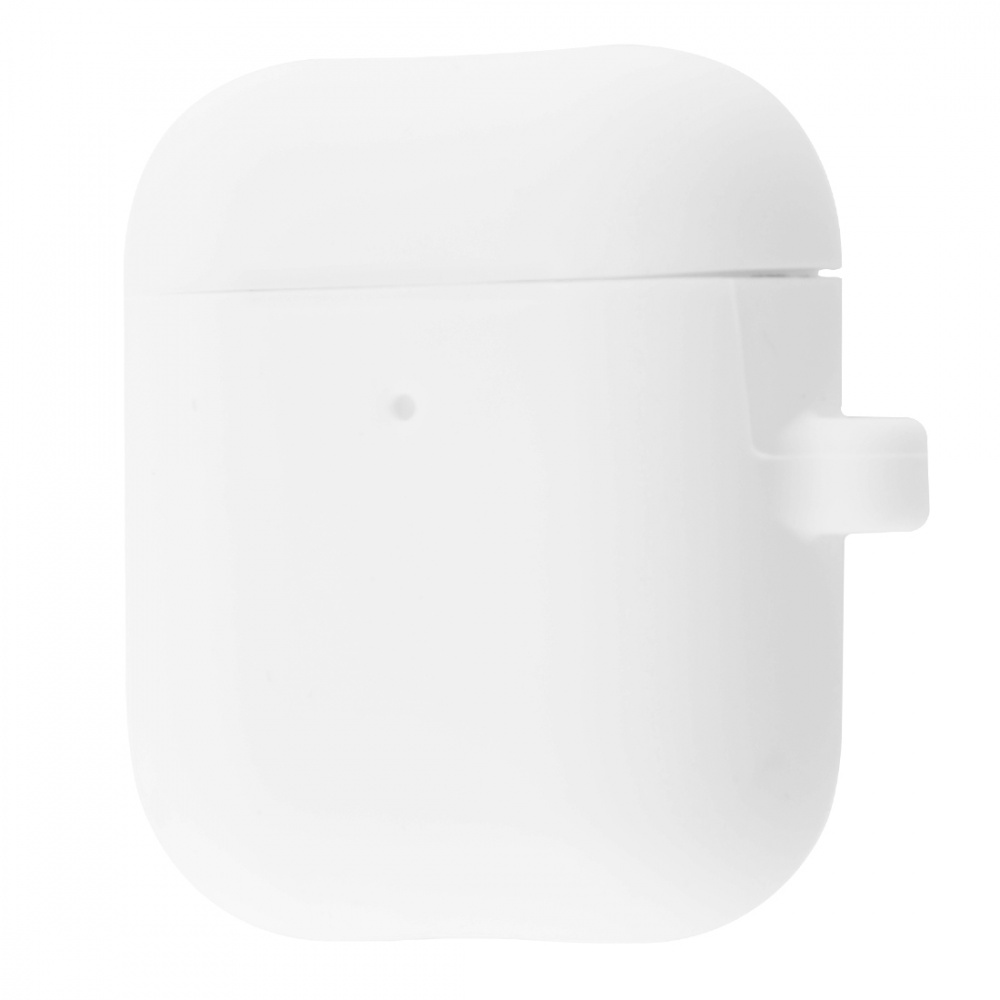 Silicone Case Slim with Carbine for AirPods 2 - фото 4