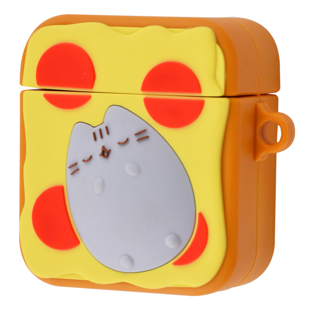 Sandwich Cat Case for AirPods 1/2