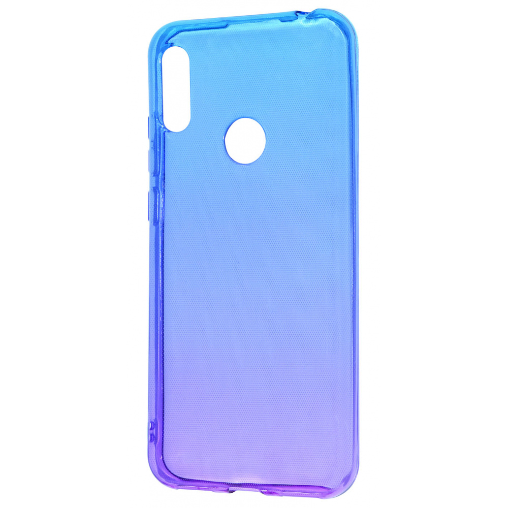 Силикон 0.5 mm Gradient Design Huawei Y6s/Y6 2019/Honor 8A - фото 2
