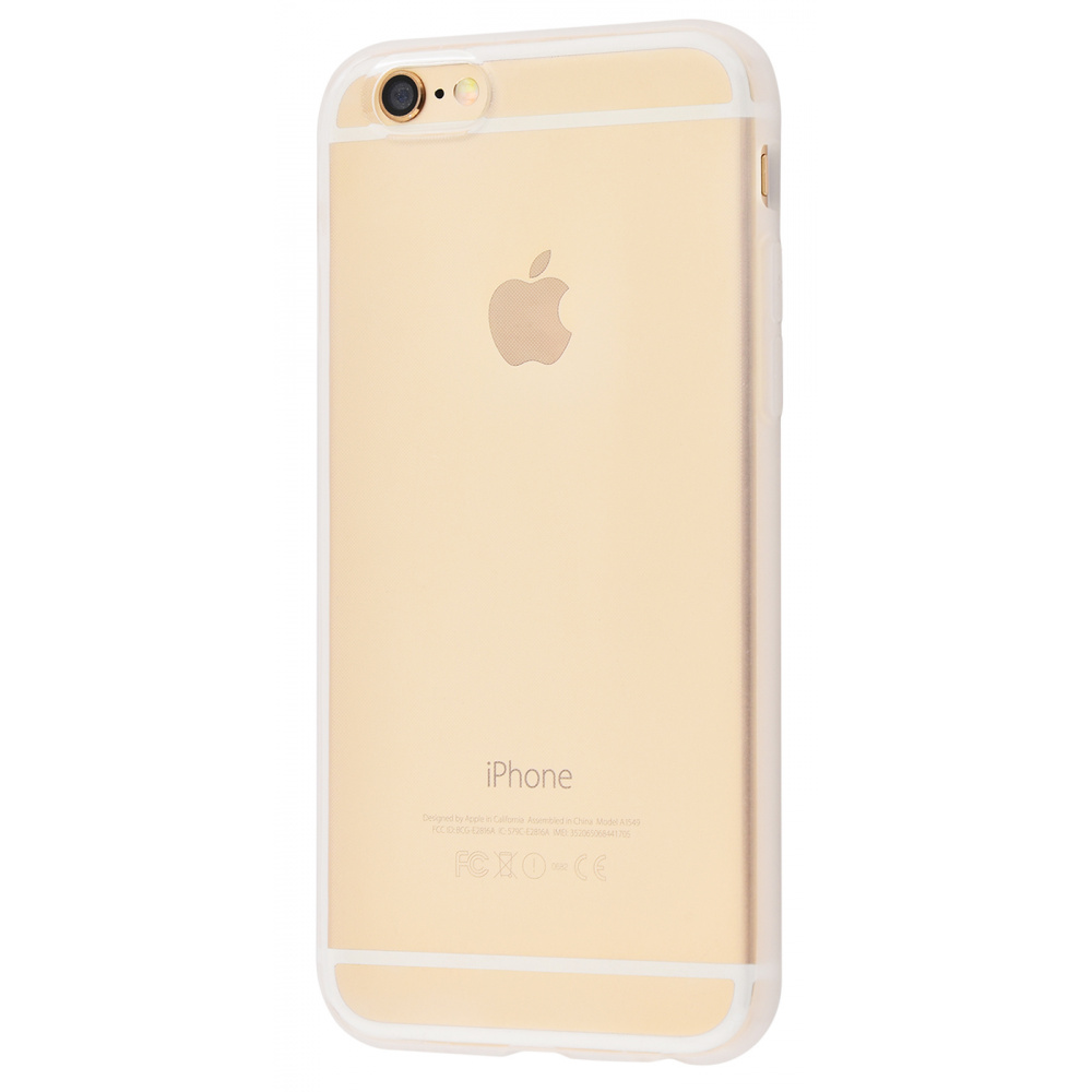 High quality silicone 360 protect iPhone 6/6s - фото 2