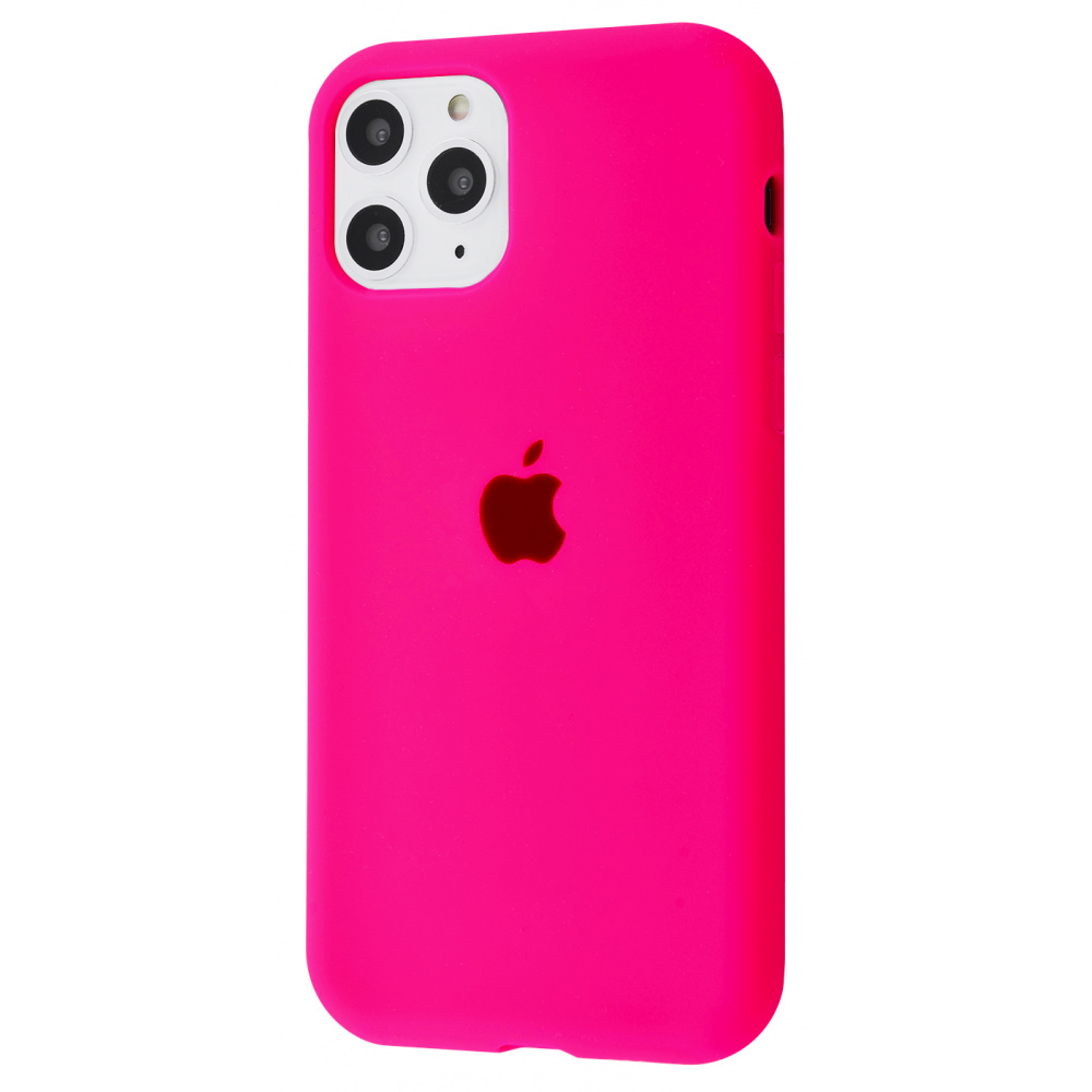 Silicone Case Full Cover iPhone 11 Pro Max - фото 21
