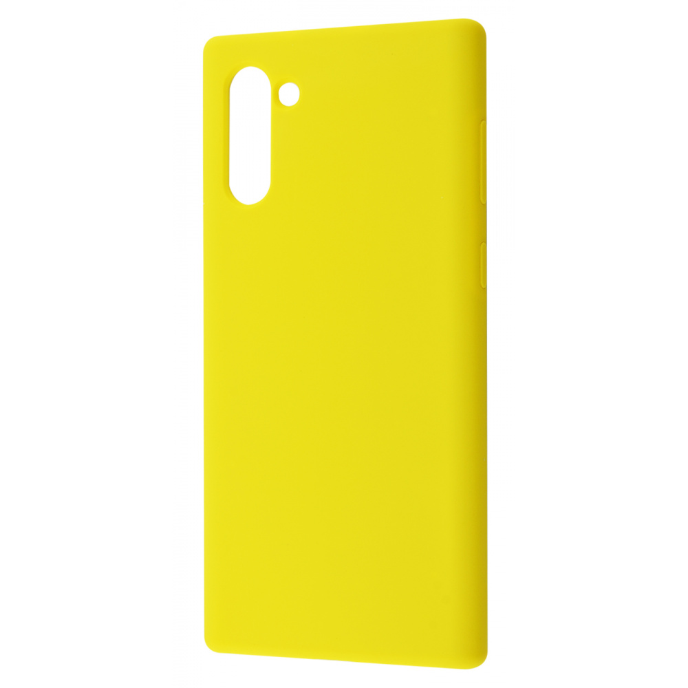 WAVE Full Silicone Cover Samsung Galaxy Note 10 - фото 5