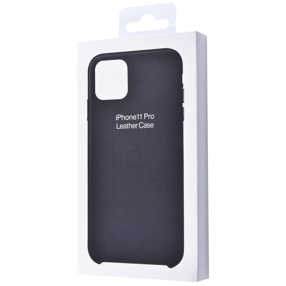Leather Case (Leather) iPhone 11 Pro Max - фото 1