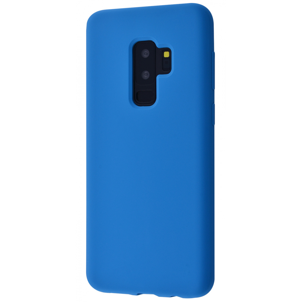 WAVE Full Silicone Cover Samsung Galaxy S9 Plus - фото 3