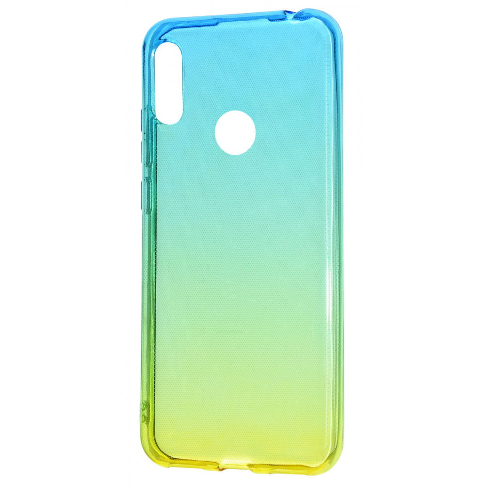 Силикон 0.5 mm Gradient Design Huawei Y6s/Y6 2019/Honor 8A - фото 5
