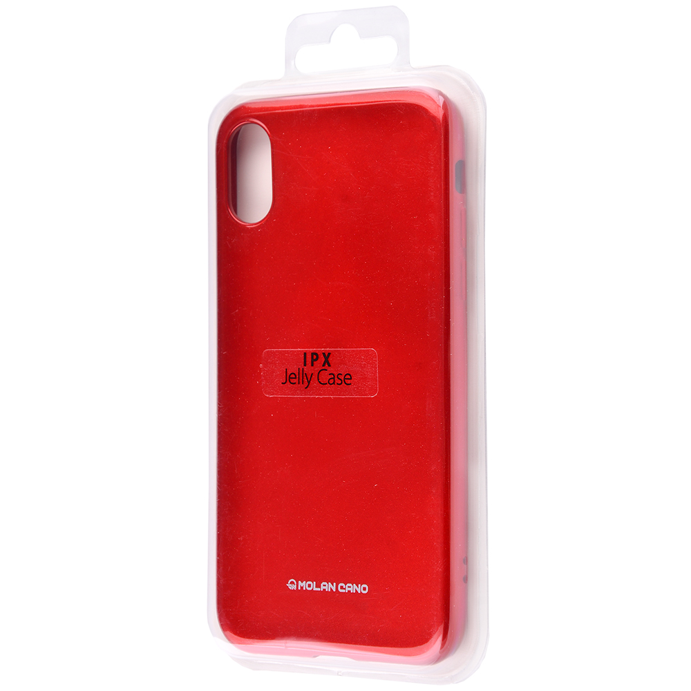 Molan Cano Glossy Jelly Case iPhone Xr - фото 1