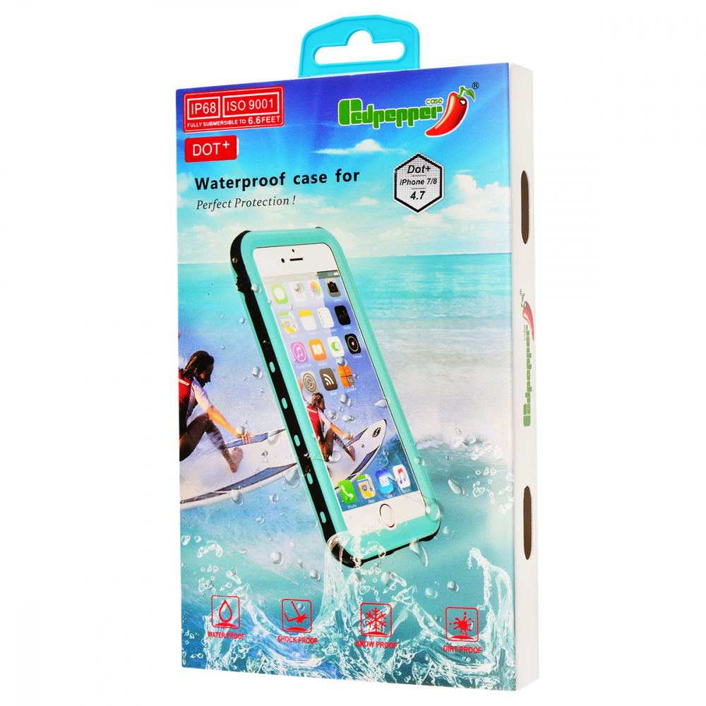 Redpepper DOT+ waterproof case iPhone 7/8/SE 2 - фото 1