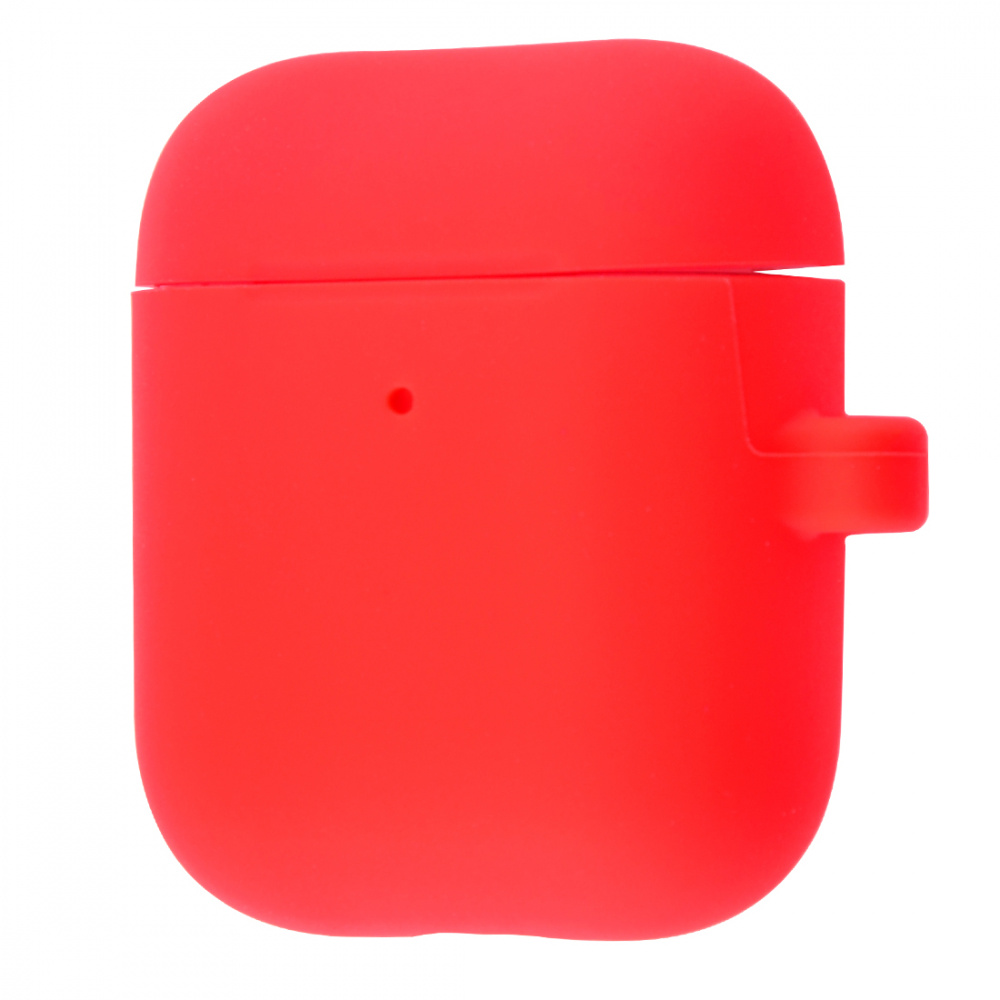 Silicone Case Slim with Carbine for AirPods 2 - фото 6