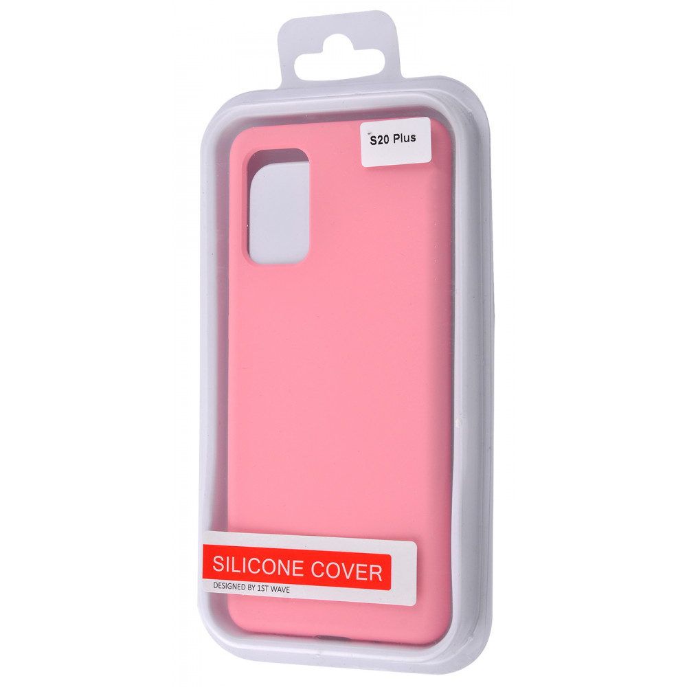 WAVE Full Silicone Cover Samsung Galaxy S20 Plus - фото 2