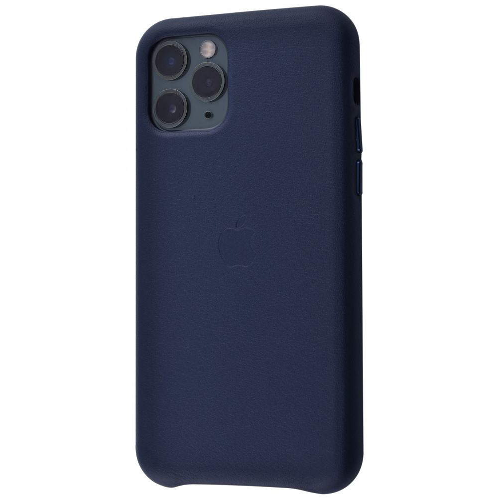 Leather Case (Leather) iPhone 11 Pro Max - фото 2