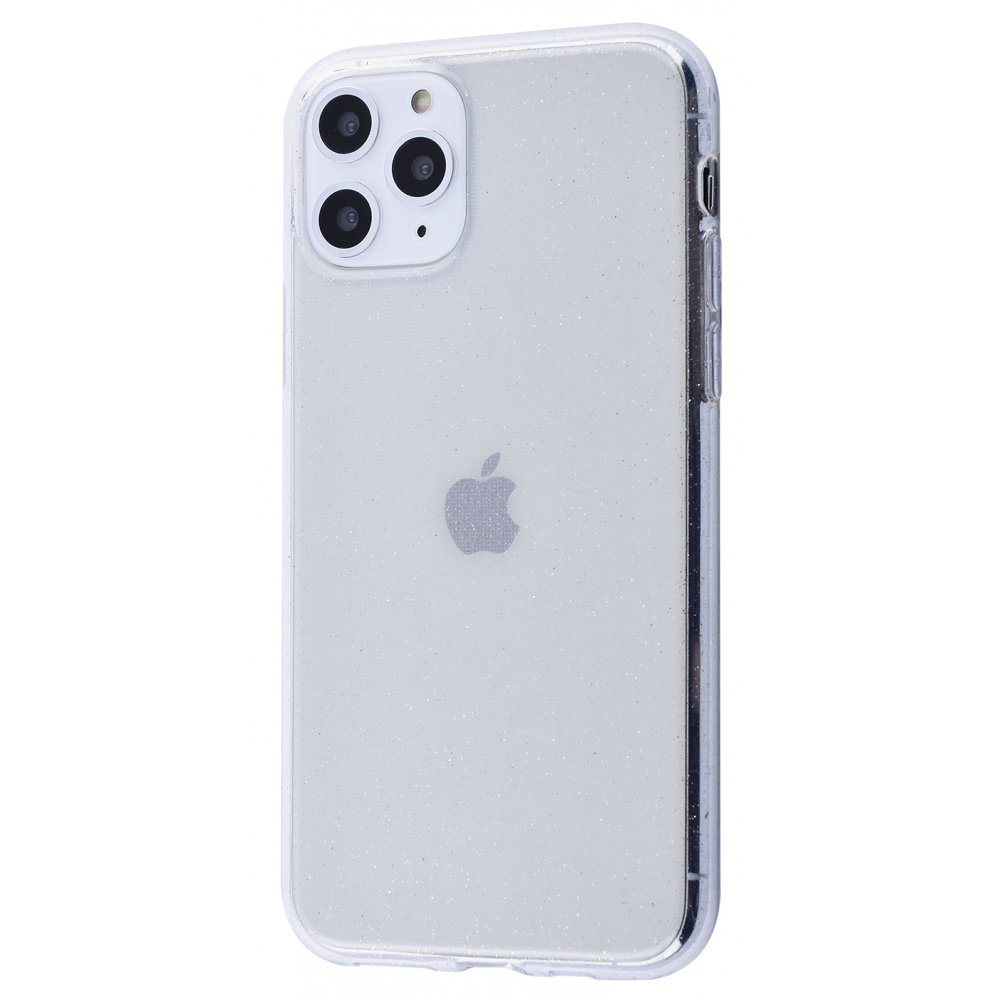 High quality silicone with sparkles 360 protect iPhone 11 Pro