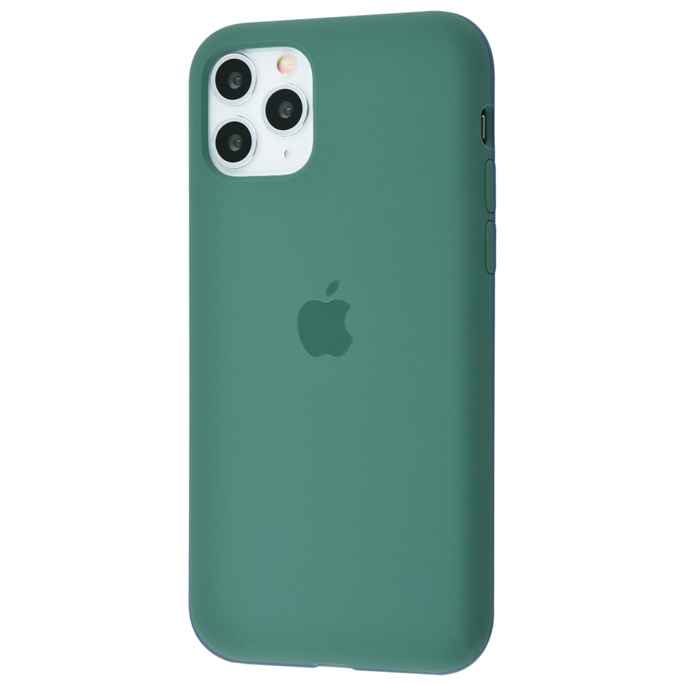 Silicone Case Full Cover iPhone 11 Pro Max - фото 15