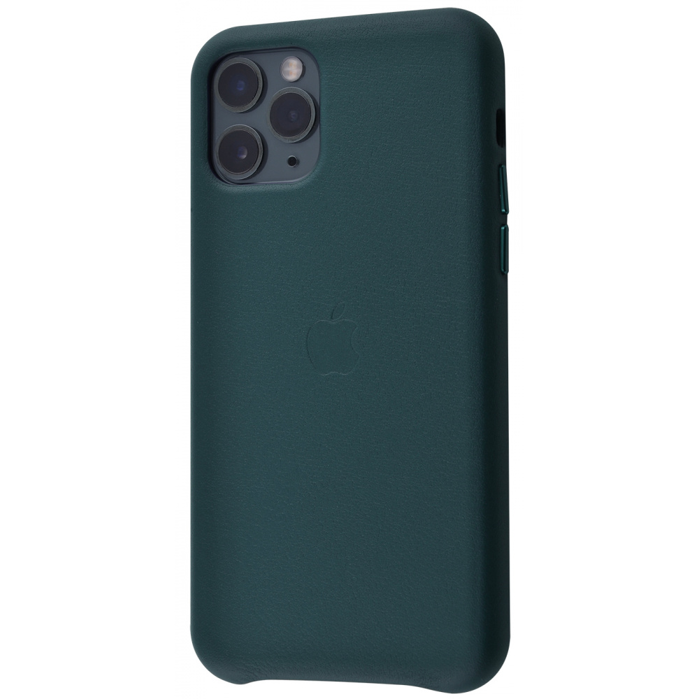 Leather Case (Leather) iPhone 11 Pro Max - фото 4
