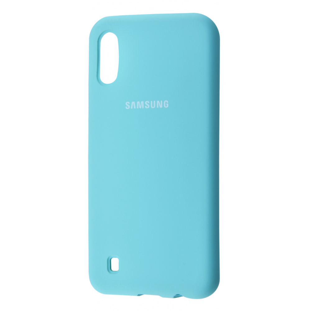 Silicone Cover Full Protective Samsung Galaxy M10 (M105F) - фото 2