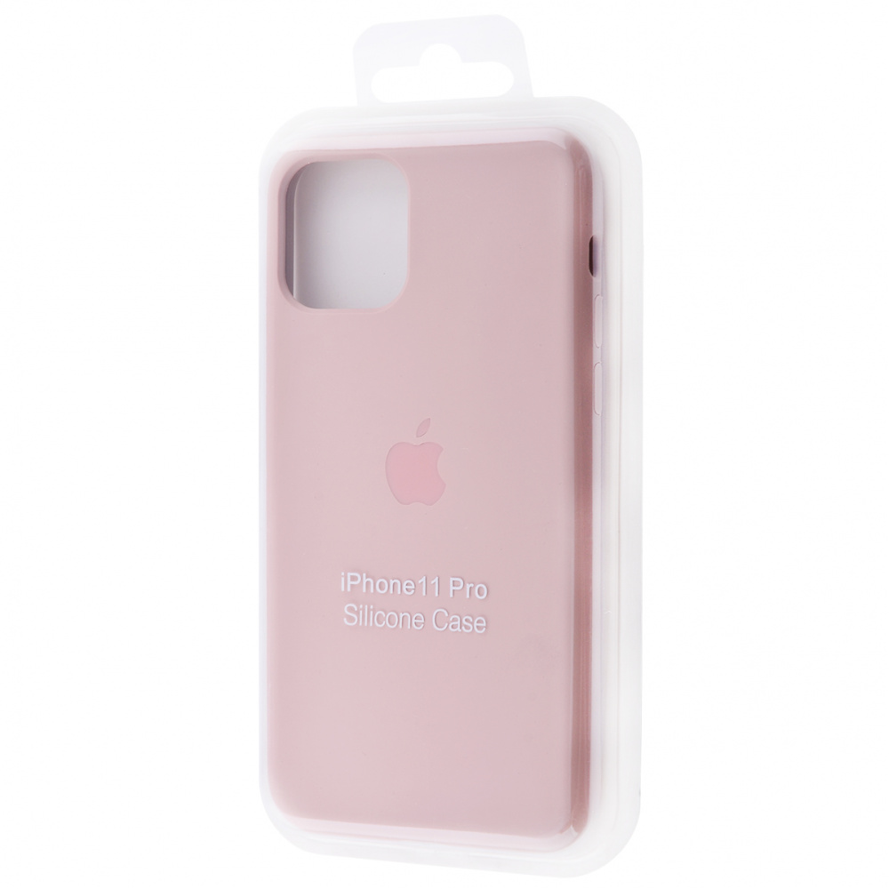 Silicone Case Full Cover iPhone 11 Pro Max - фото 1