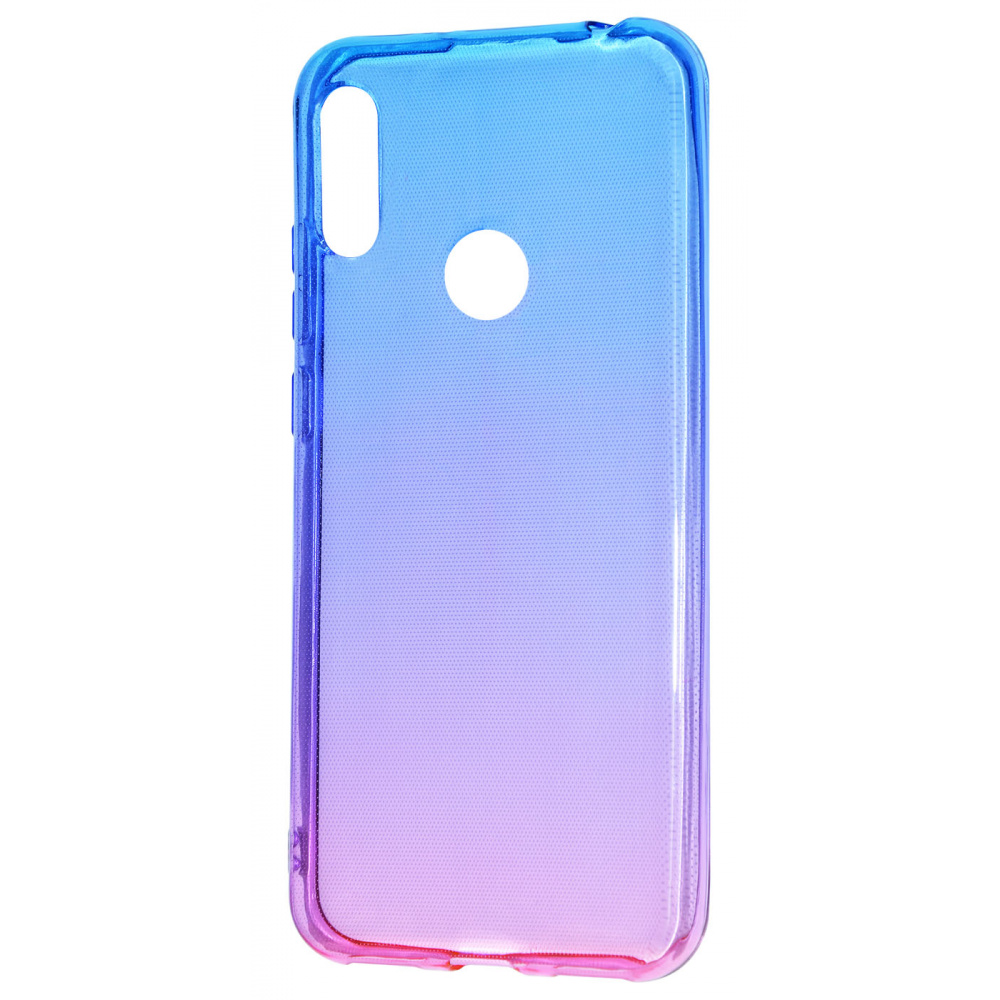 Силикон 0.5 mm Gradient Design Huawei Y6s/Y6 2019/Honor 8A - фото 1