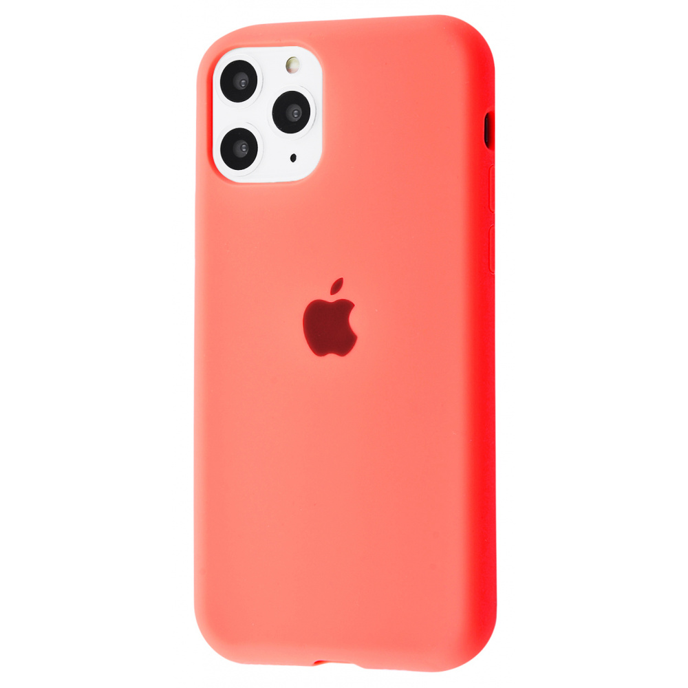 Silicone Case Full Cover iPhone 11 Pro Max - фото 24