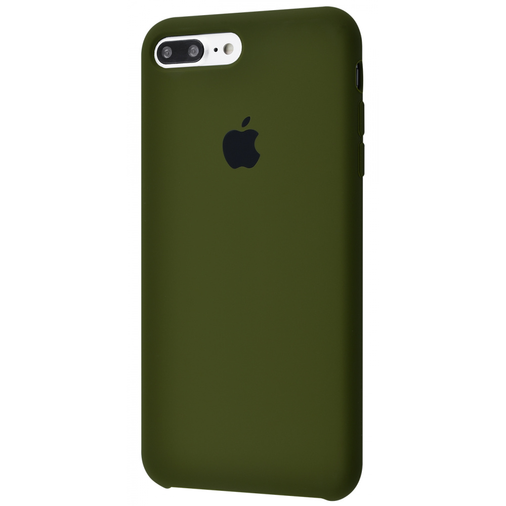 Silicone Case High Copy iPhone 7 Plus/8 Plus - фото 9