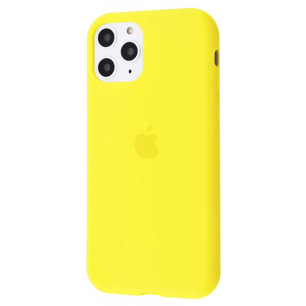 Silicone Case Full Cover iPhone 11 Pro Max - фото 33