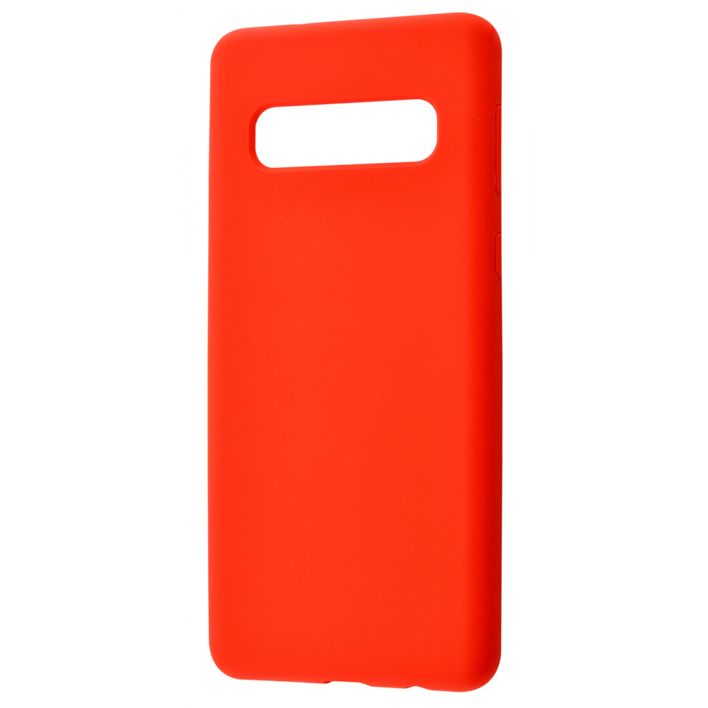 WAVE Full Silicone Cover Samsung Galaxy S10 - фото 5